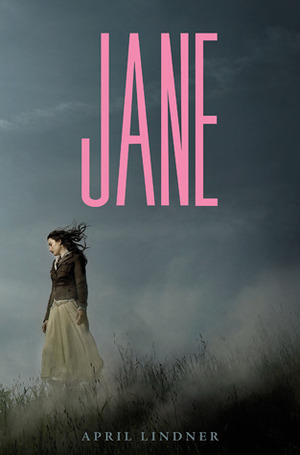 Jane by April Lindner on Clear Eyes, Full Shelves