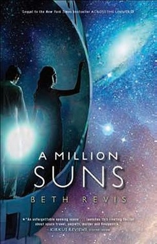 Clear Eyes, Full Shelves: 8 Reading Confessions - I like Soft Sci-Fi, like Across the Universe by Beth Revis