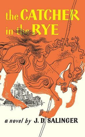 I don't like The Catcher in the Rye - Clear Eyes, Full Shelves:8 Reading Confessions