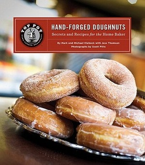 Hand-forged Doughnuts by Mark Klebeck