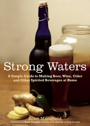 Strong Waters by Scott Mansfield on Clear Eyes, Full Shelves