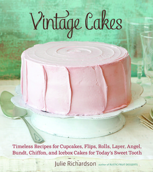 Vintage Cakes by Julie Richardson on Clear Eyes, Full Shelves