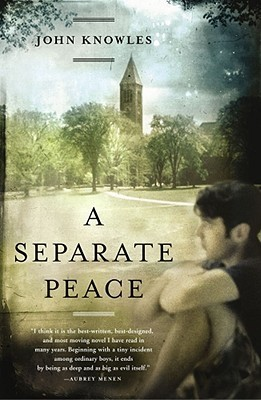 A Separate Peace by John Knowles - On Clear Eyes, Full Shelves