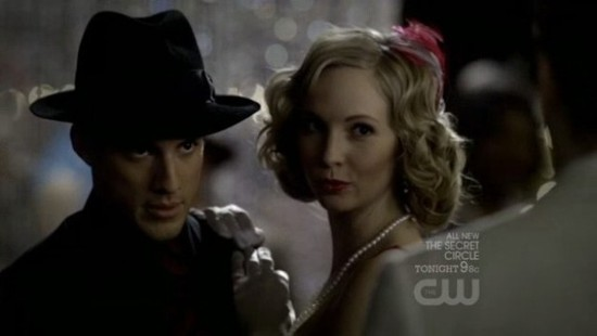 Caroline and Tyler The Vampire Diaries