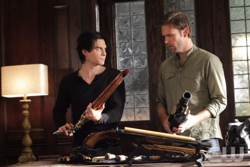 Damon Alaric The Vampire Diaries
