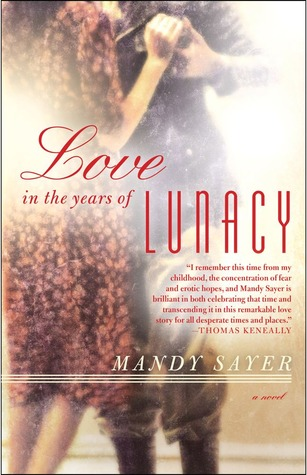 Cover Chat: Love in the Years of Lunacy - U.S. Edition