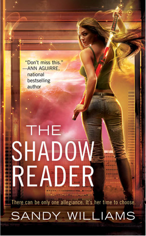 The Shadow Reader on Clear Eyes, Full Shelves