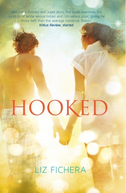 Hooked by Liz Fichera (Australian Cover)