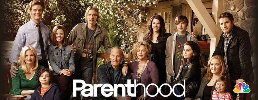 NBC's Parenthood - Clear Eyes, Full Shelves