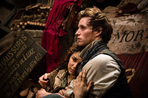 Les Mis - an alternate take on Clear Eyes, Full Shelves