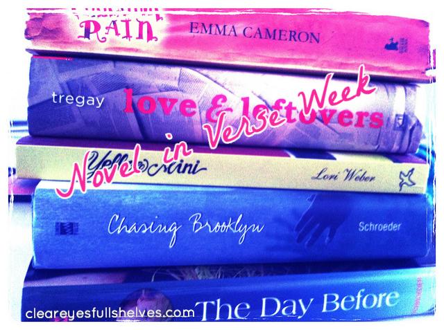 Join Novel in Verse Week 2013!