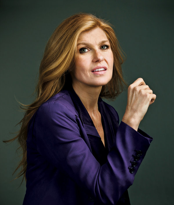 Connie Britton is Amazing (Photo via NYT)