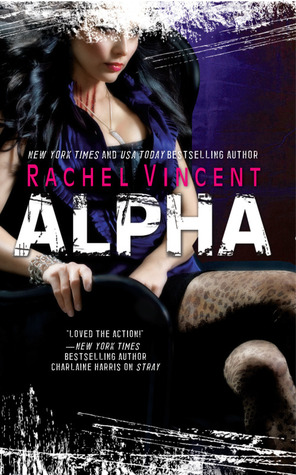 Alpha by Rachel Vincent
