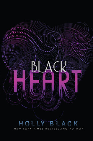 Bought because of the library: Black Heart by Holly Black