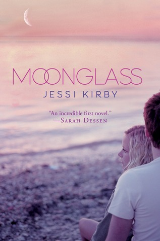 Moonglass by Jessi Kirby Amazon | Goodreads