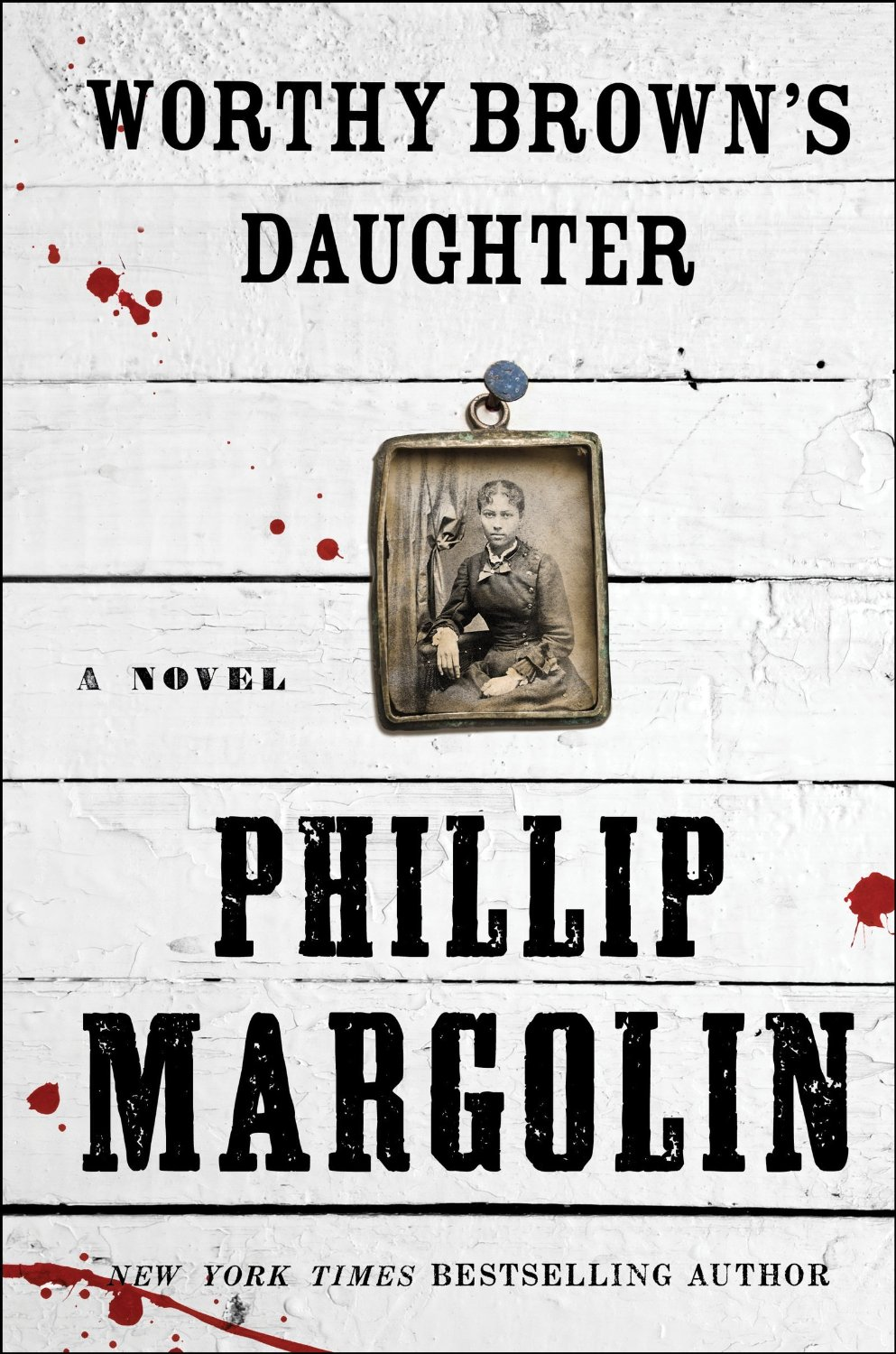 Worthy Brown's Daughter by Philip Margolin (Jan. 2014)   Amazon  |  Goodreads