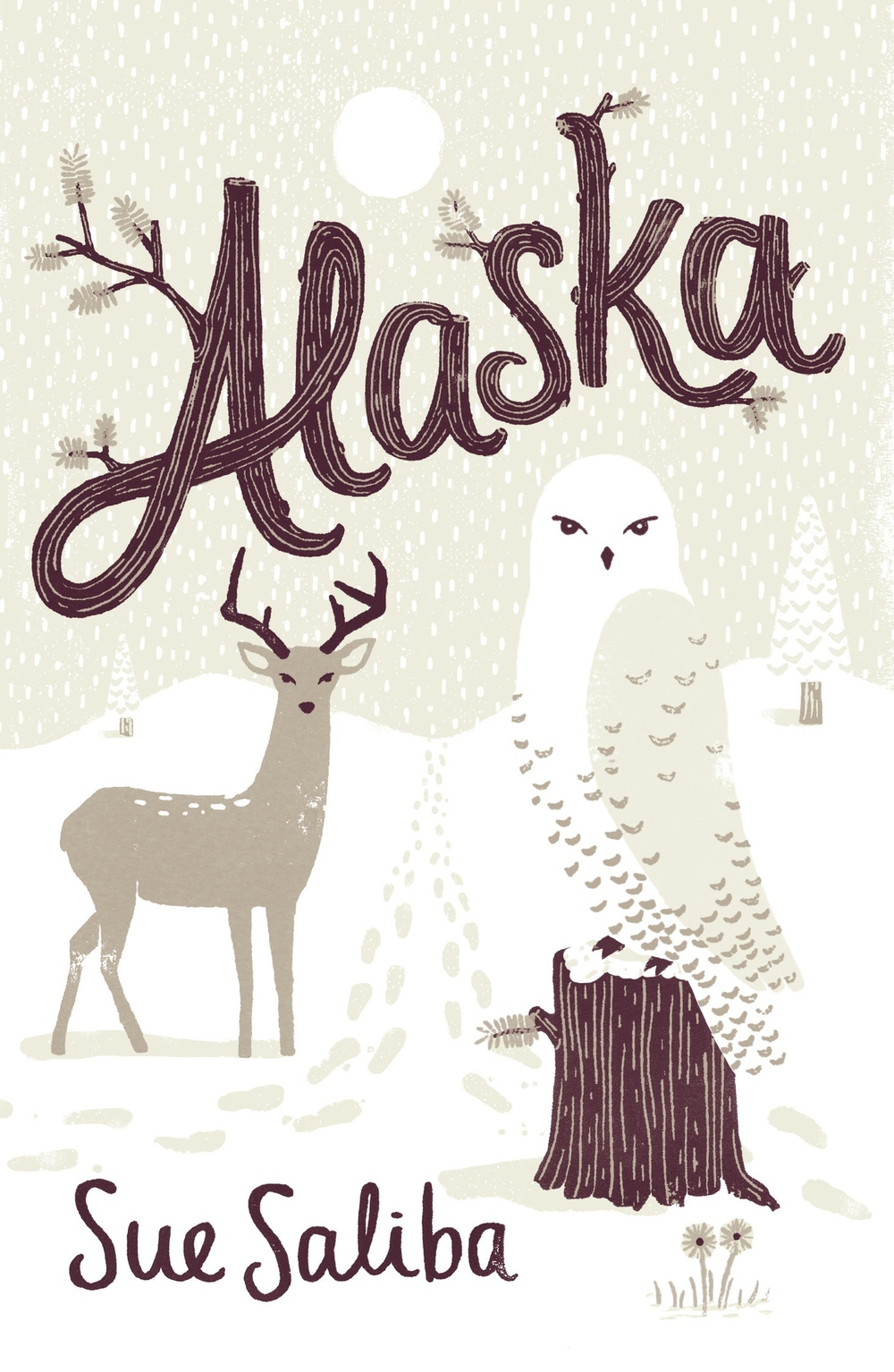 Alaska by Sue Saliba