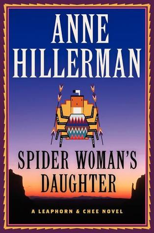 Spider Woman's Daughter by Anne Hillerman  Amazon | Goodreads