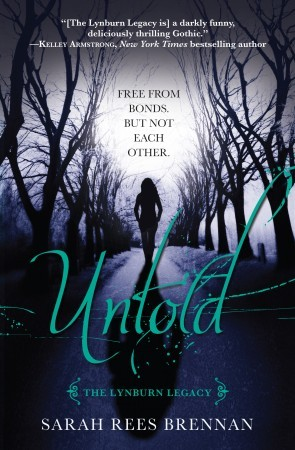 Untold by Sarah Rees Brennan Amazon | Goodreads