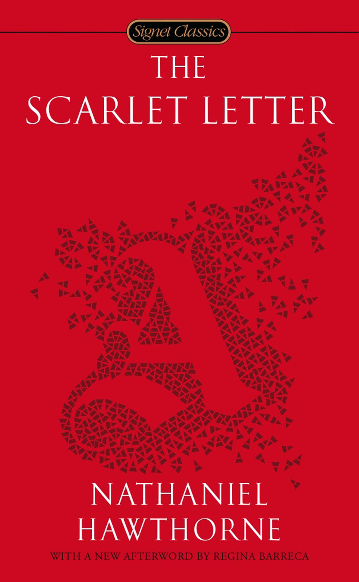 The Scarlet Letter Book Original