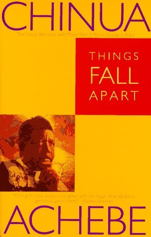 Book: Things Fall Apart by Chinua Achebe Why: Achebe's novel is a modern classic exploring the tension between individual self-determination and greater society.   Amazon  |  Goodreads