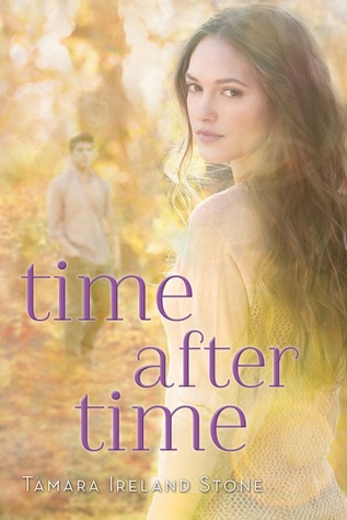 Time After Time by Tamara Ireland Stone | Reviewed on Clear Eyes, Full Shelves | cleareyesfullshelves.com