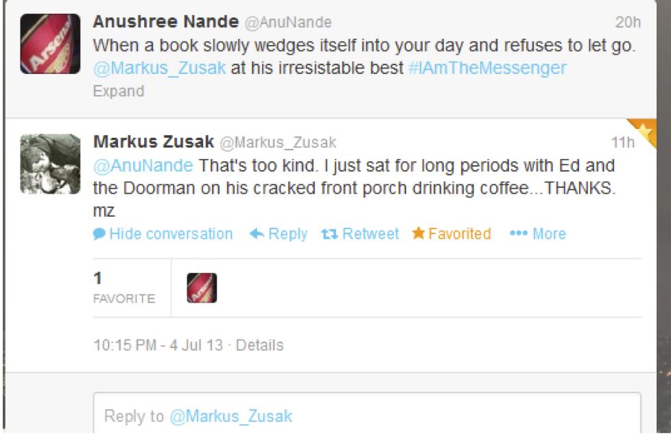i am the messenger essay i am the messenger markus zusak quotes