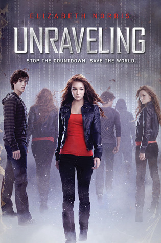 Unraveling by Elizabeth Norris | Clear Eyes, Full Shelves