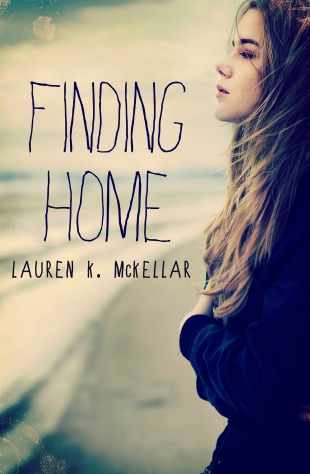 Finding Home by Lauren McKellar | Clear Eyes, Full Shelves