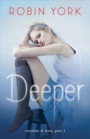 Deeper by Robin York | Clear Eyes, Full Shelves