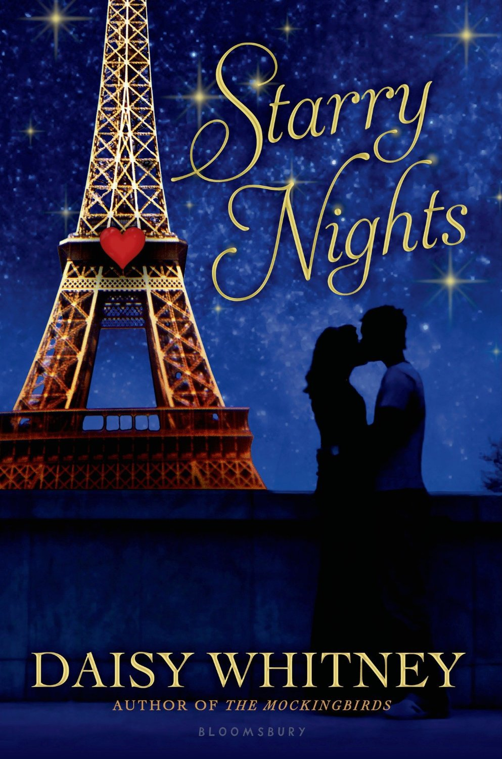 Starry Nights by Daisy Whitney Amazon | Goodreads