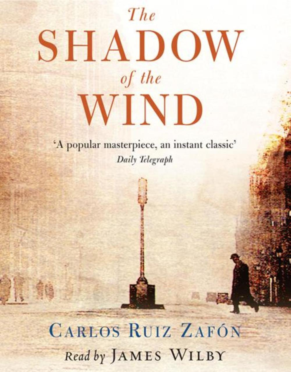 The Shadow of the Wind by Carlos Ruiz Zafon | Reviewed on Clear Eyes, Full Shelves