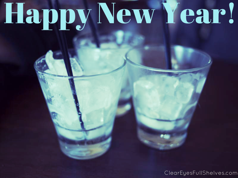 Happy New Year 2014 from Clear Eyes, Full Shelves