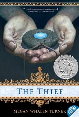 The Thief by Megan Whalen Turner  Amazon  |  Goodreads
