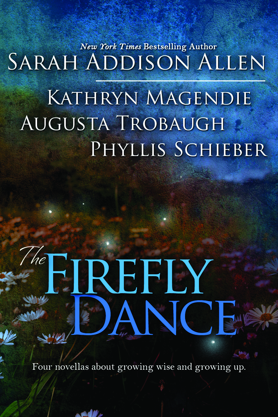 The Firefly Dance by Sarah Addison Allen | Reviewed on Clear Eyes, Full Shelves