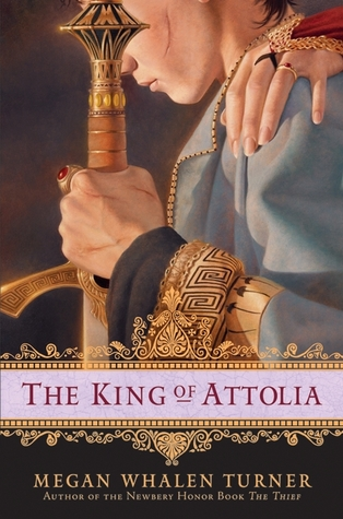 The King of Attolia by Megan Whalen Turner  Amazon  |  Goodreads