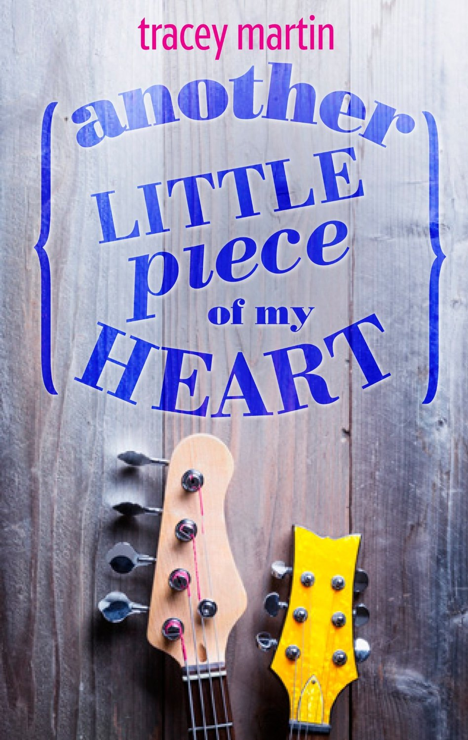 Another Little Piece of My Heart by Tracey Martin | Reviewed on Clear Eyes, Full Shelves
