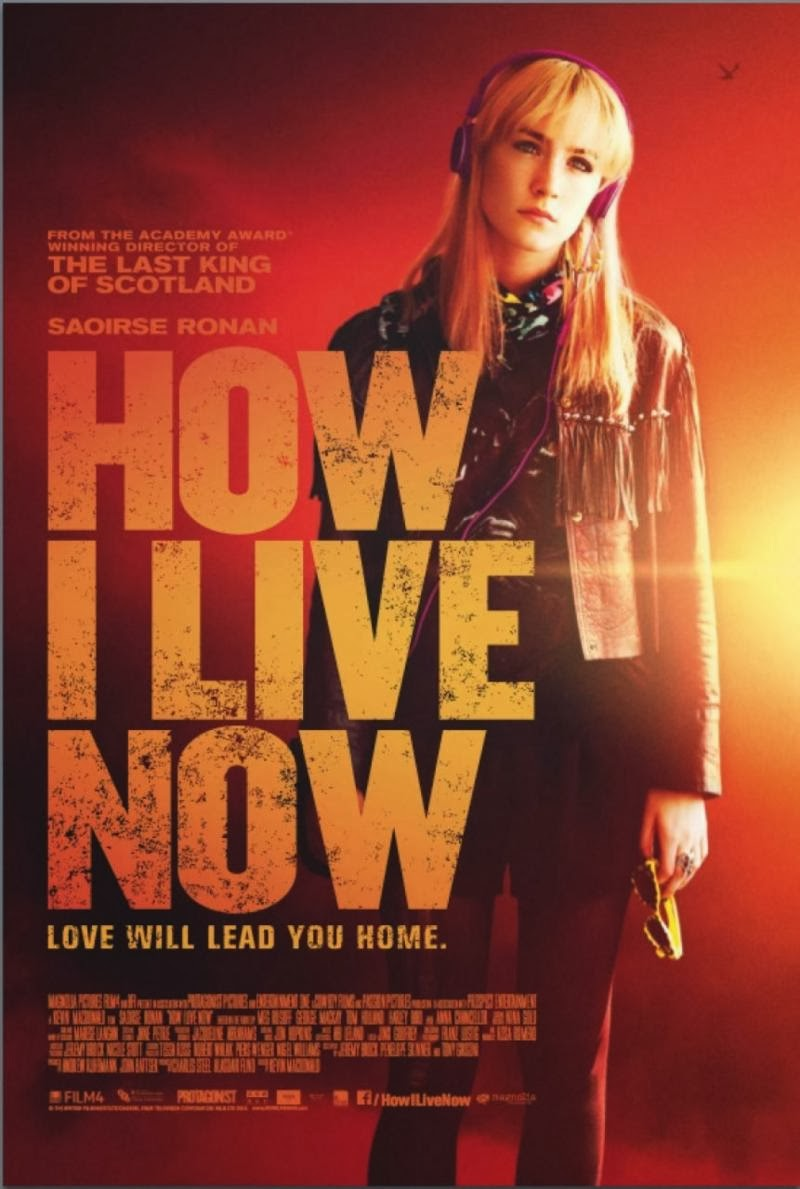 Stream-It Sunday: How I Live Now (Movie) | Clear Eyes, Full Shelves