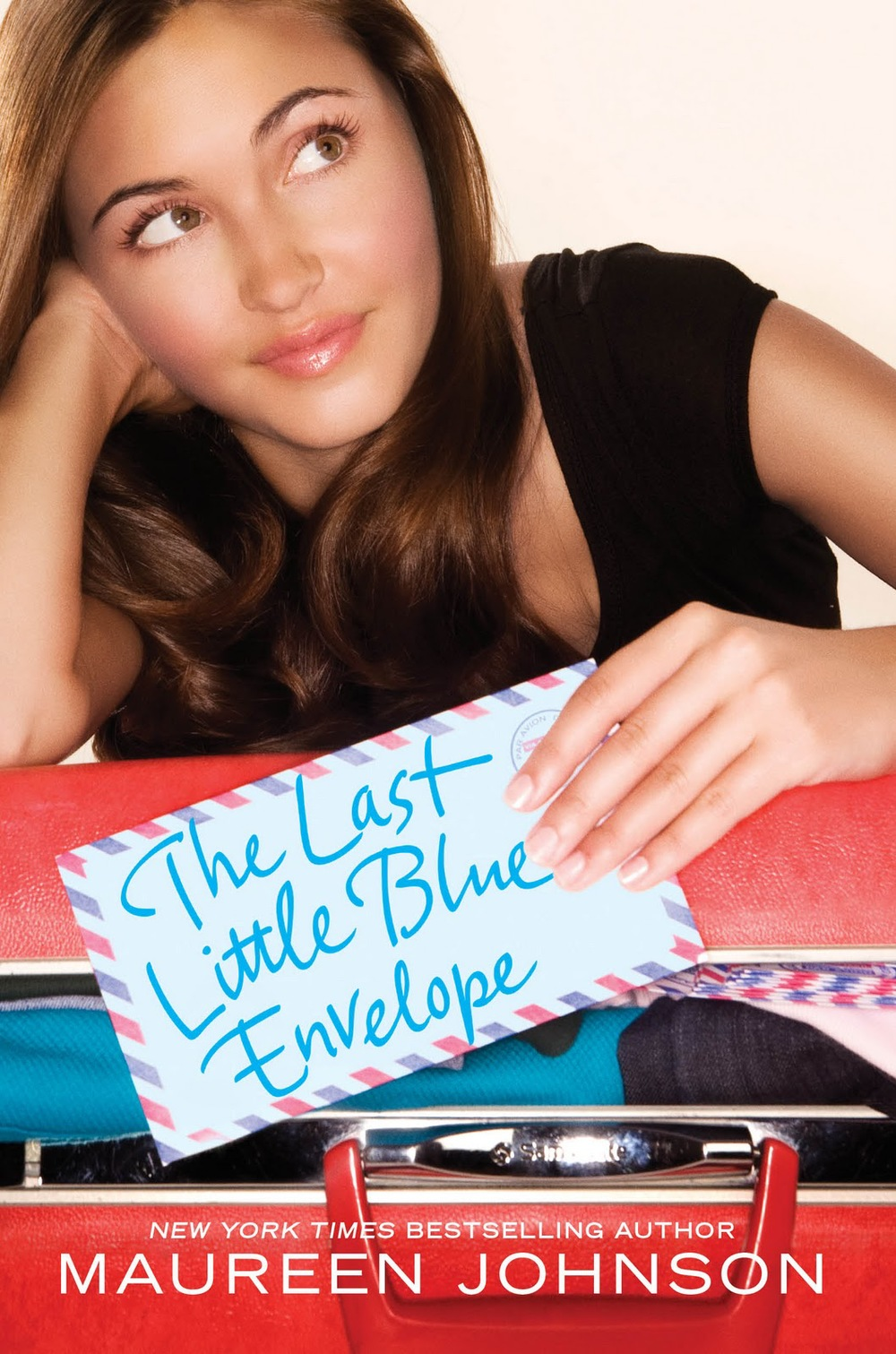 The Last Little Blue Envelope by Maureen Johnson (Audio)  Amazon  |  Goodreads