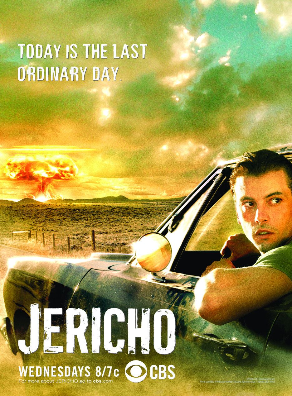 Jericho on Clear Eyes Full Shelves