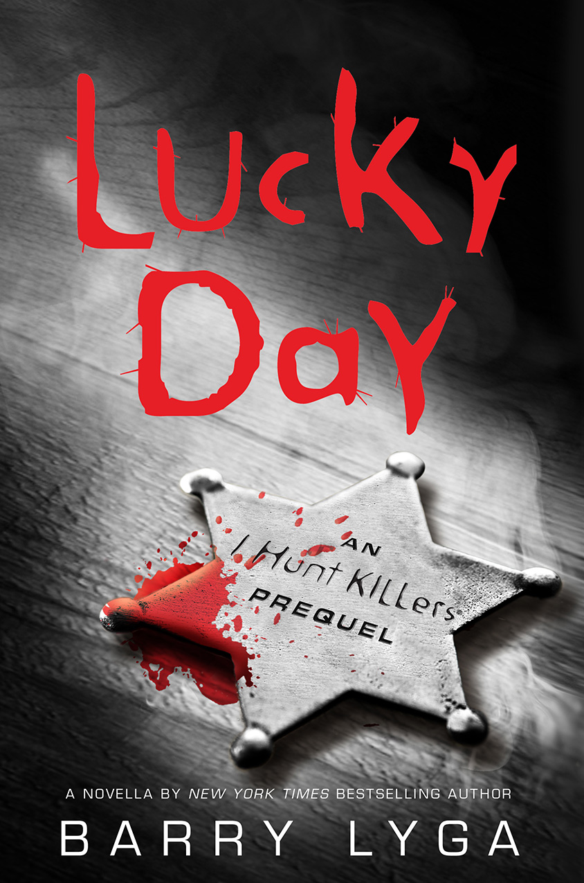 Lucky Day by Barry Lyga | Reviewed on Clear Eyes, Full Shelves