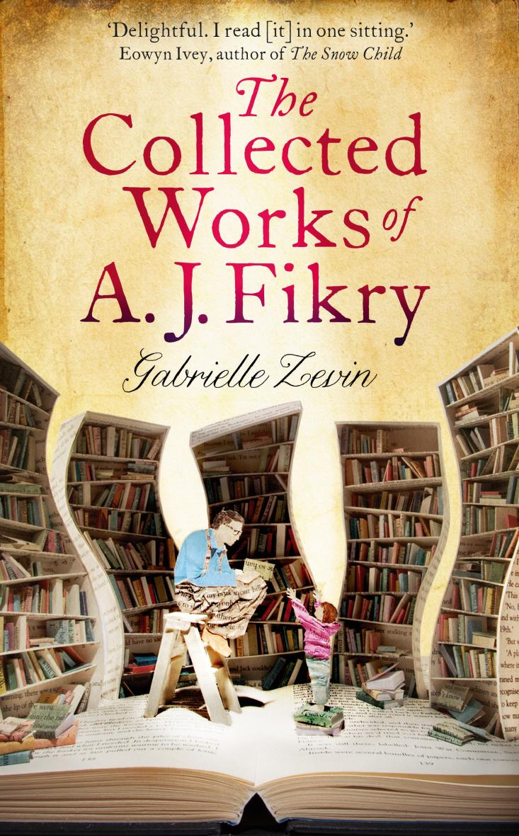 The Collected Works of AJ Fikry - UK Edition