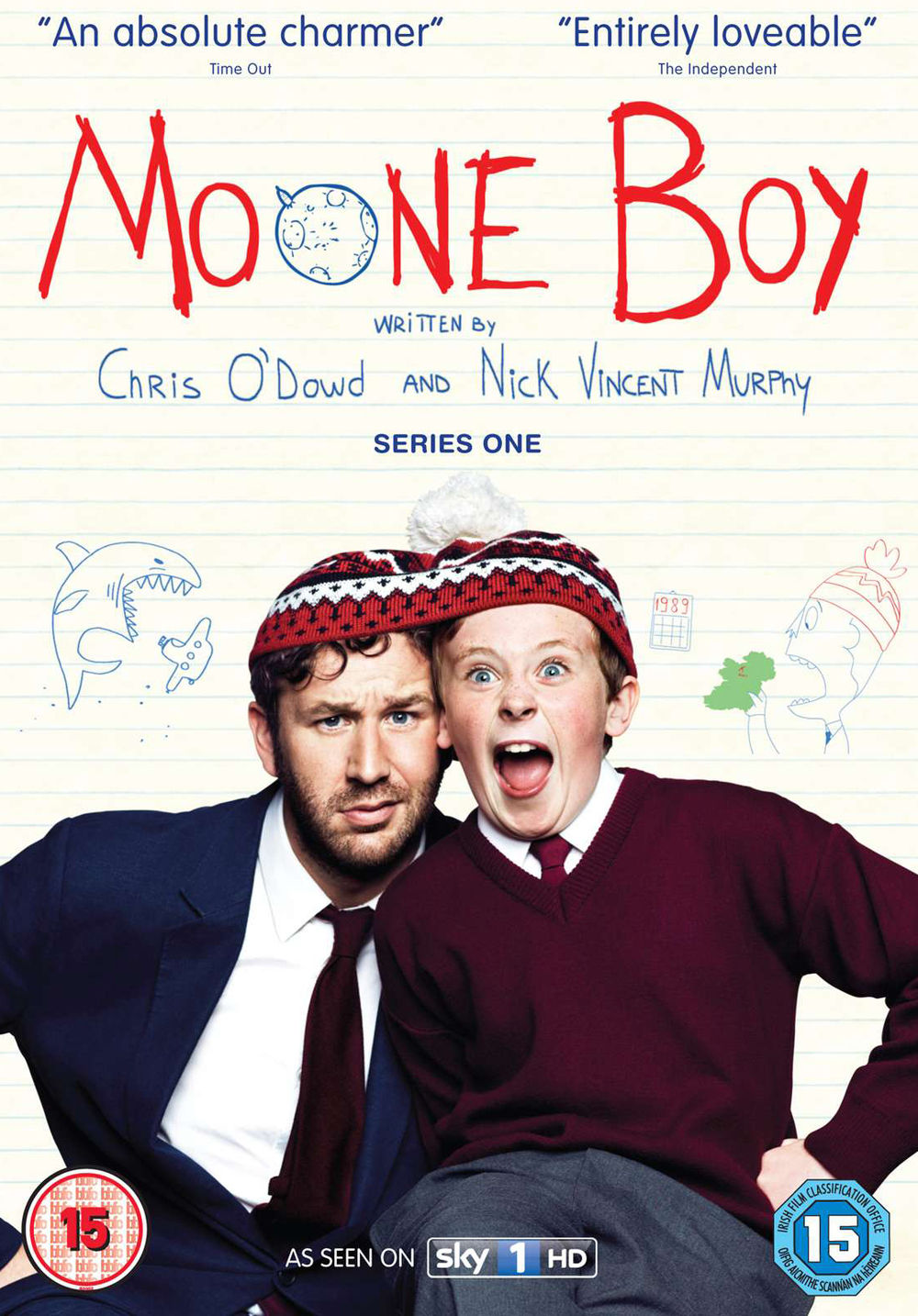 Moone Boy - Stream It Saturday on Clear Eyes, Full Shelves