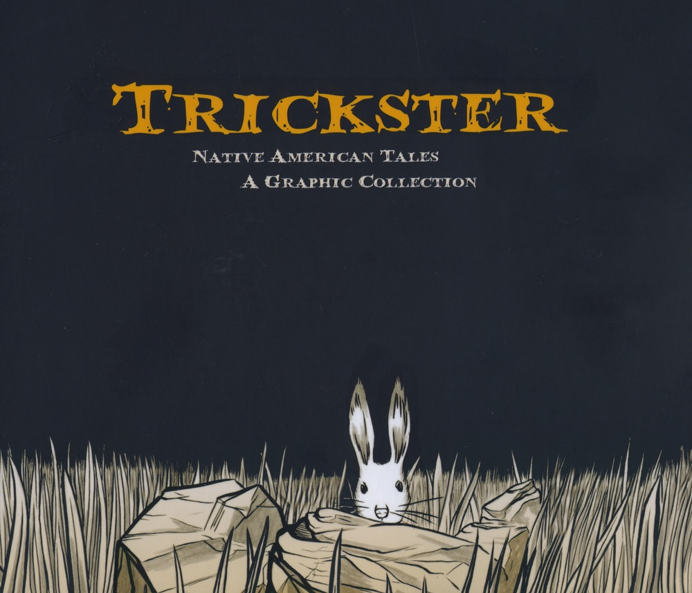 Trickster Graphic Novel - Clear Eyes, Full Shelves