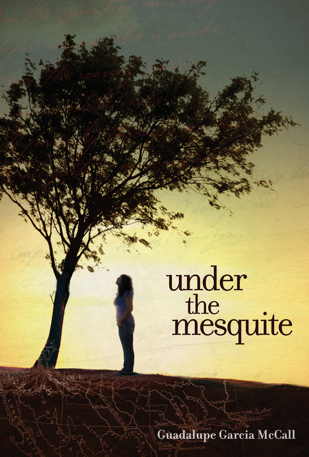 Under the Mesquite by Guadalupe Garcia McCall Review | Amazon | Goodreads