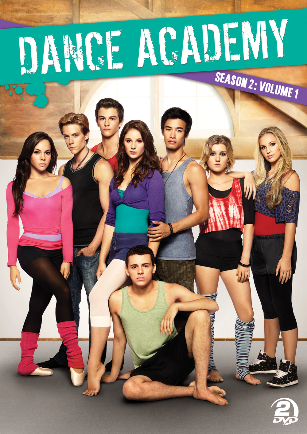Dance Academy - Stream-It Saturday on Clear Eyes, Full Shelves