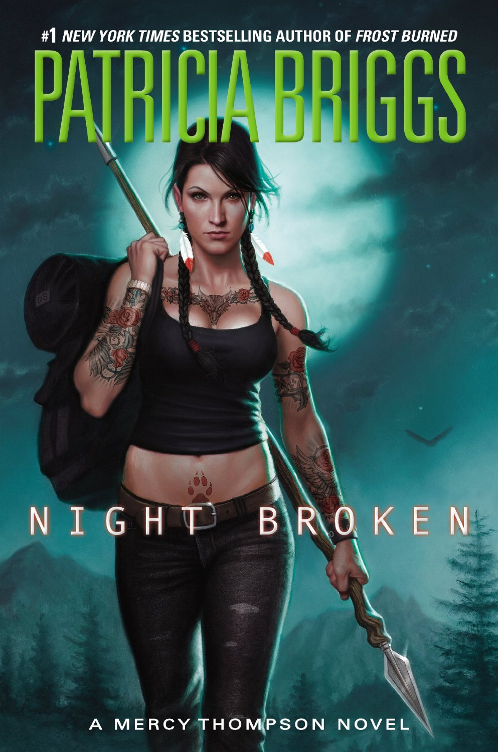 Night Broken by Patricia Briggs Amazon | Goodreads