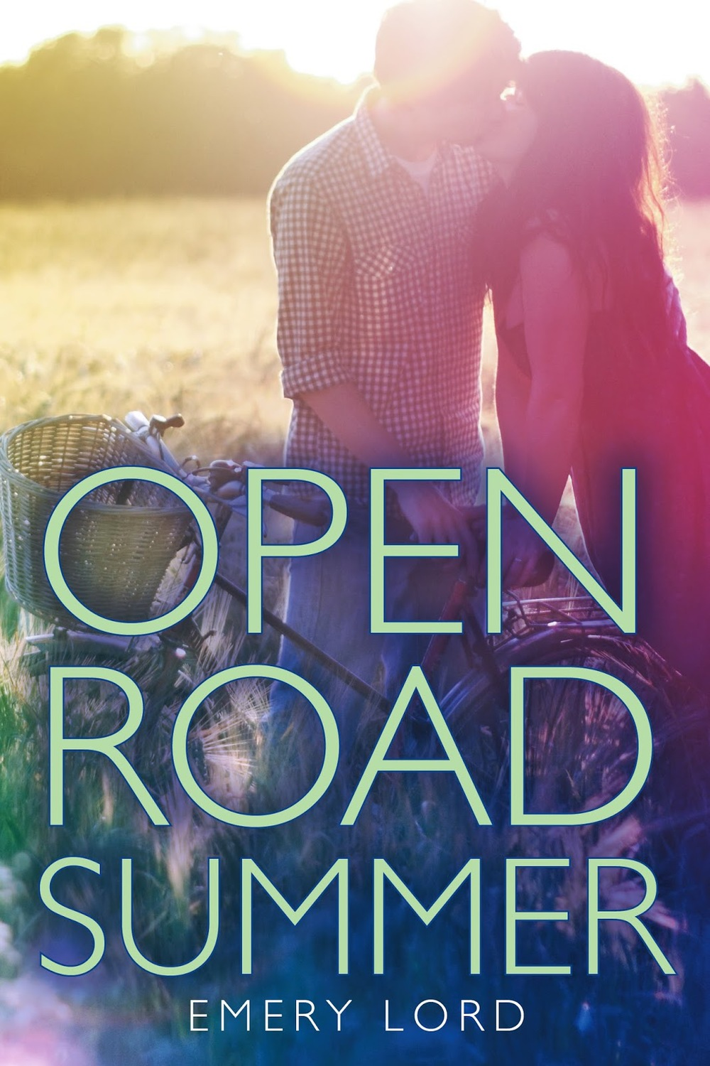 Open Road Summer by Emery Lord on Clear Eyes, Full Shelves