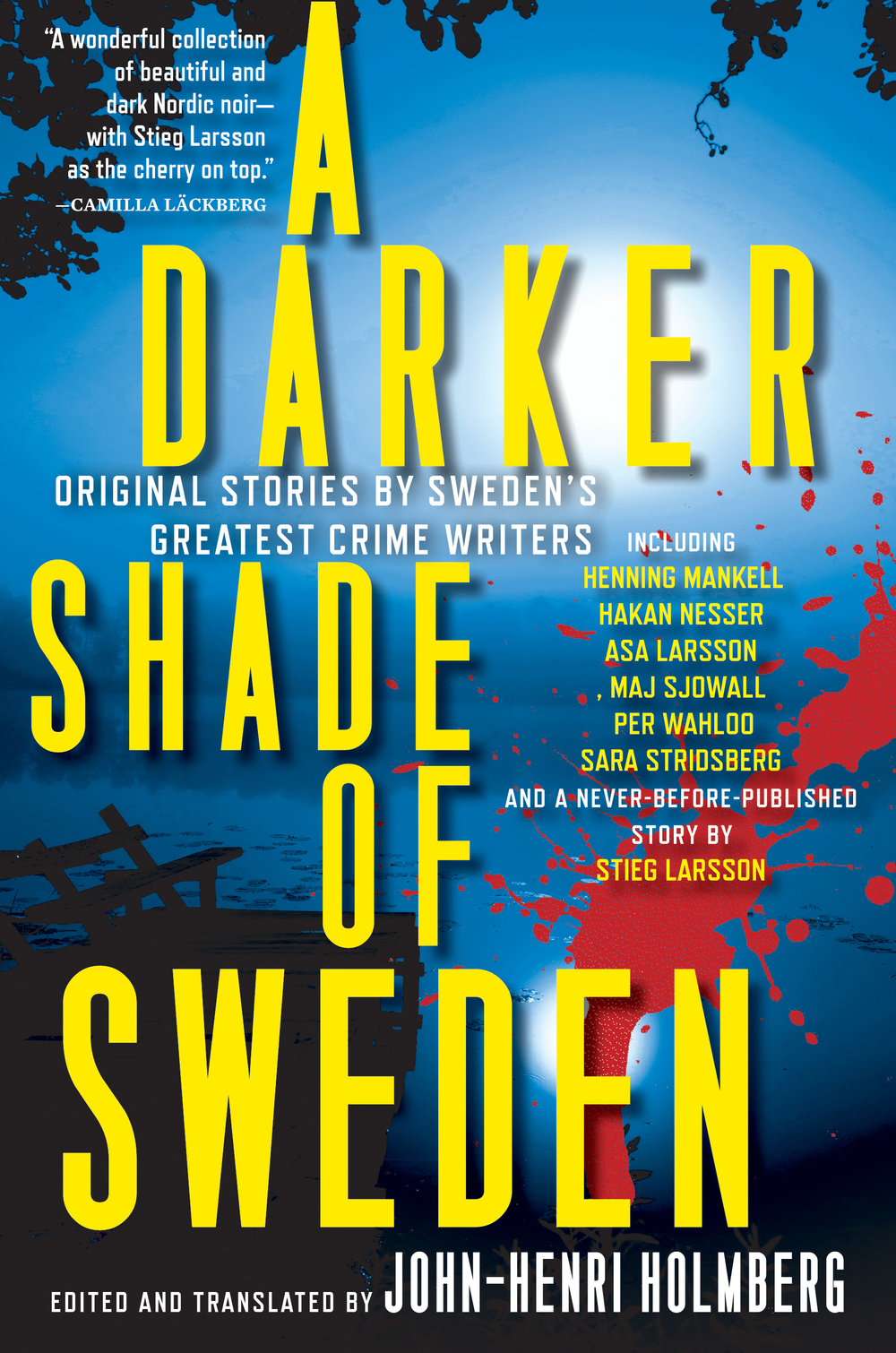 A Darker Shade of Sweden on Clear Eyes, Full Shelves