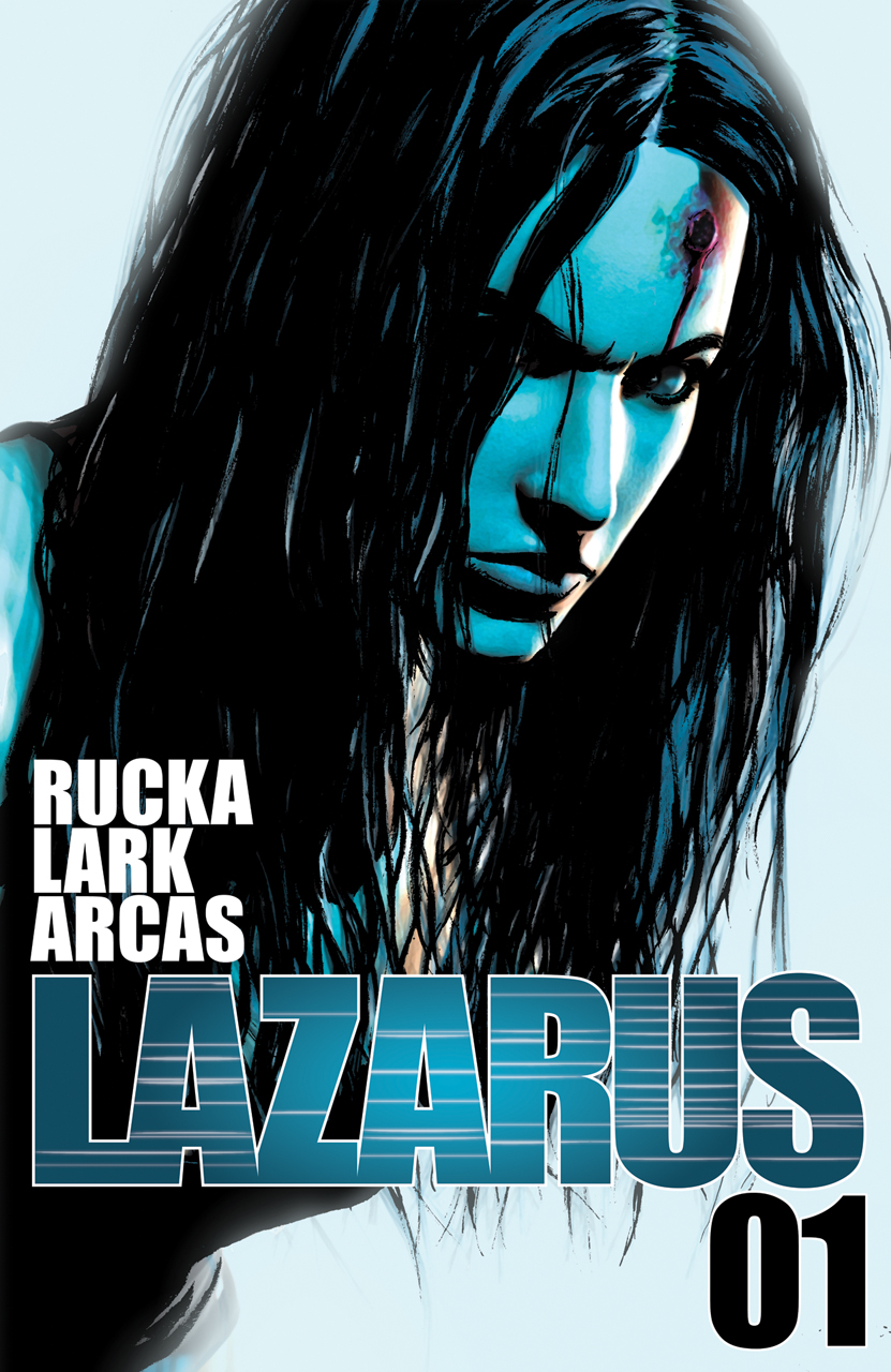 Lazarus by Greg Rucka